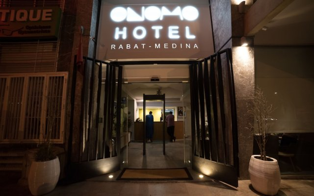Отель ONOMO Hotel Rabat Medina Марокко, Рабат - 1 отзыв об отеле, цены и фото номеров - забронировать отель ONOMO Hotel Rabat Medina онлайн вид на фасад