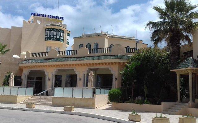 Отель Soviva Resort вид на фасад