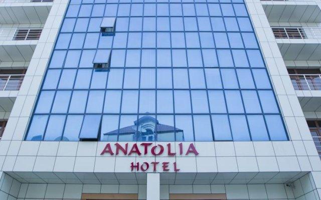 Отель Анатолия Азербайджан, Баку - 11 отзывов об отеле, цены и фото номеров - забронировать отель Анатолия онлайн вид на фасад