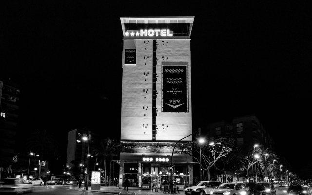 Отель KRAMER Валенсия вид на фасад