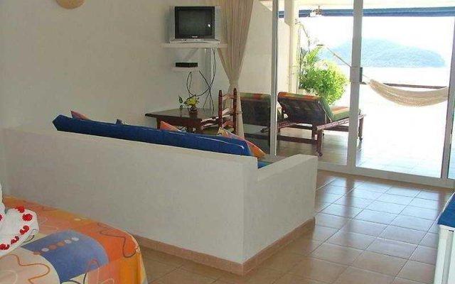 Отель Sotavento Beach Resort Сиуатанехо комната для гостей