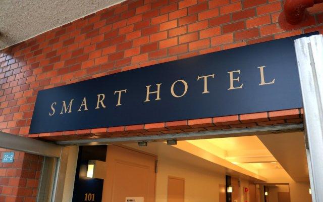 Отель Smart Hotel Hakata 3 Япония, Хаката - отзывы, цены и фото номеров - забронировать отель Smart Hotel Hakata 3 онлайн вид на фасад