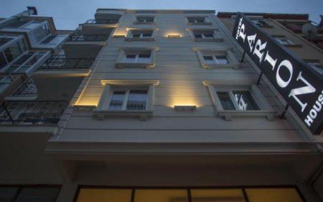 Parion House Hotel Турция, Канаккале - отзывы, цены и фото номеров - забронировать отель Parion House Hotel онлайн вид на фасад