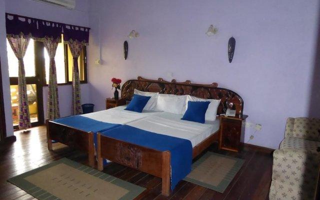 Отель Almond Tree Guest House Гана, Мори - отзывы, цены и фото номеров - забронировать отель Almond Tree Guest House онлайн комната для гостей