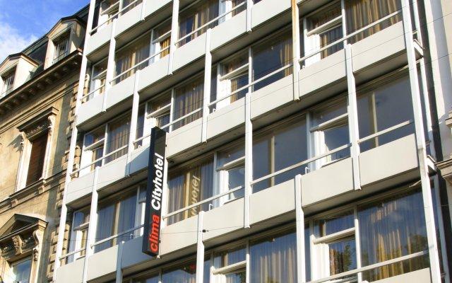 Отель Clima Cityhotel Vienna Австрия, Вена - 2 отзыва об отеле, цены и фото номеров - забронировать отель Clima Cityhotel Vienna онлайн вид на фасад