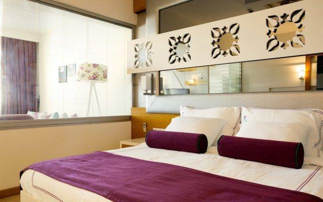 Отель Sentido Flora Garden - All Inclusive - Только для взрослых Сиде вид на фасад