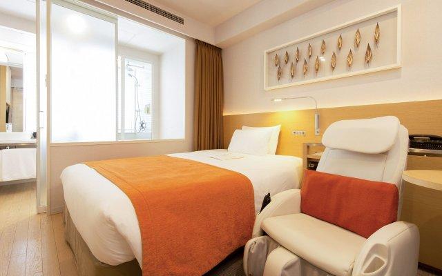 Отель Remm Hibiya Токио комната для гостей
