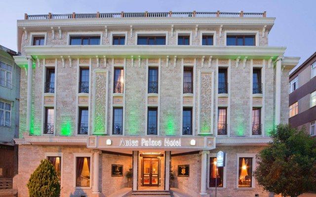 Best Western Antea Palace Hotel & Spa вид на фасад