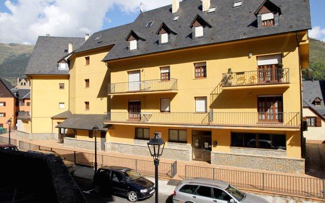 Отель Somni Aranès Испания, Вьельа Э Михаран - отзывы, цены и фото номеров - забронировать отель Somni Aranès онлайн вид на фасад