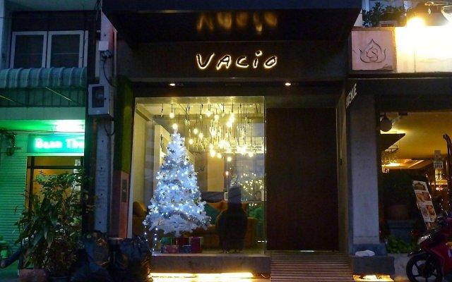 Отель Vacio Suite Бангкок вид на фасад