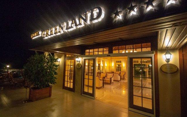 Hotel Greenland – All Inclusive вид на фасад