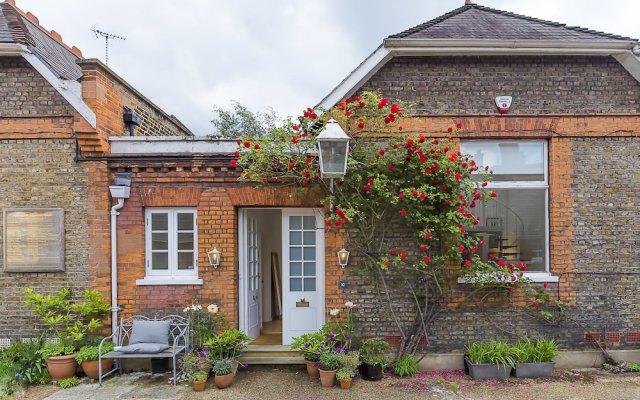 Отель Primrose Hill Artist Studio Великобритания, Лондон - отзывы, цены и фото номеров - забронировать отель Primrose Hill Artist Studio онлайн вид на фасад
