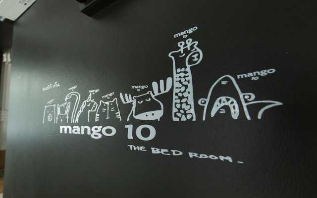 Отель Mango 10 House Таиланд, Бангкок - отзывы, цены и фото номеров - забронировать отель Mango 10 House онлайн вид на фасад