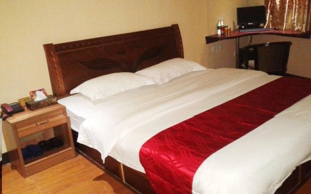 Good Conception Hotel комната для гостей