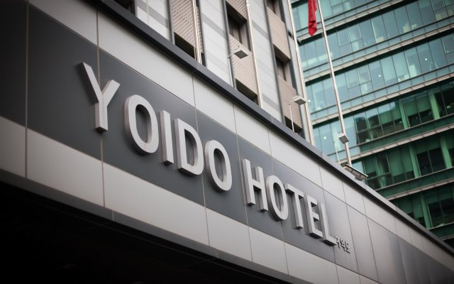 Yoido Hotel вид на фасад