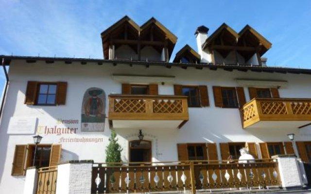Hotel & Residence Thalguter вид на фасад
