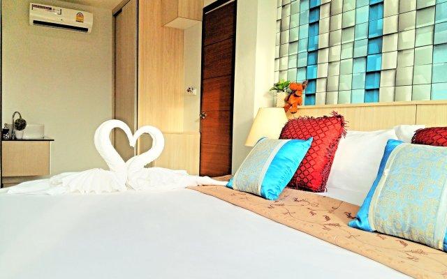 Бутик-отель The Wings Ланта комната для гостей
