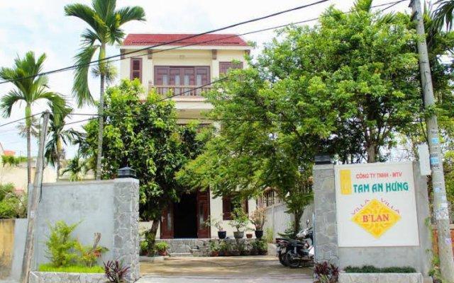 Отель Villa Loan Вьетнам, Хойан - отзывы, цены и фото номеров - забронировать отель Villa Loan онлайн вид на фасад