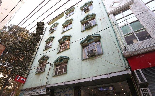 Отель Garden View Индия, Нью-Дели - отзывы, цены и фото номеров - забронировать отель Garden View онлайн вид на фасад