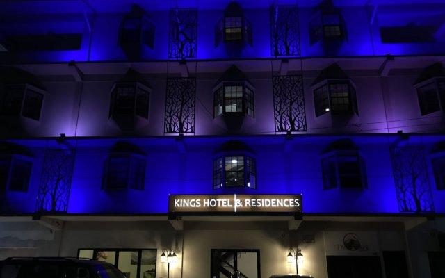 Отель King's Hotel & Residences Гайана, Джорджтаун - отзывы, цены и фото номеров - забронировать отель King's Hotel & Residences онлайн вид на фасад