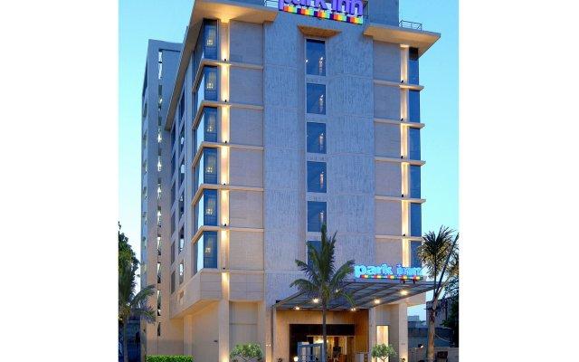 Отель Park Inn Jaipur вид на фасад