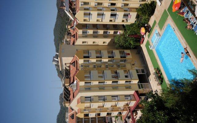 Turan Apart Турция, Мармарис - отзывы, цены и фото номеров - забронировать отель Turan Apart онлайн вид на фасад