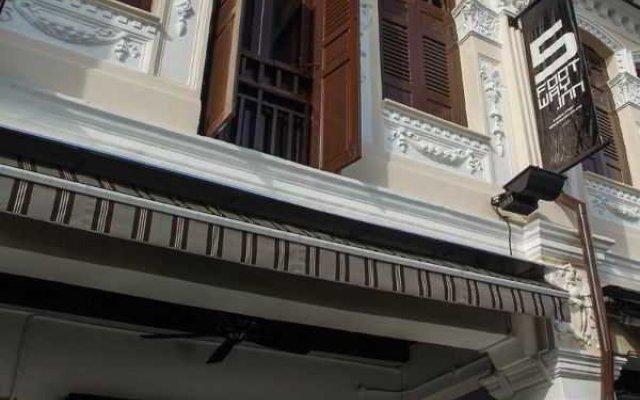 Отель 5footway.inn Project Bugis вид на фасад