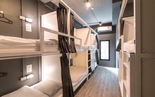 The Cocoon Hostel Бангкок комната для гостей