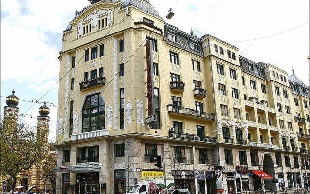 Отель Budapest Panorama Central Венгрия, Будапешт - 3 отзыва об отеле, цены и фото номеров - забронировать отель Budapest Panorama Central онлайн вид на фасад