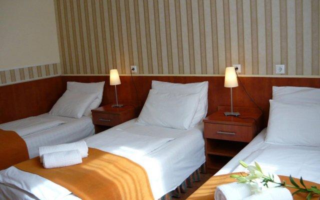 Atlantic Hotel комната для гостей