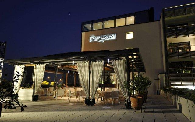 Hotel Acquaviva Del Garda вид на фасад