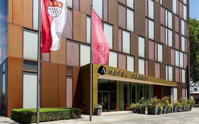 Отель Ameron Hotel Regent Германия, Кёльн - 8 отзывов об отеле, цены и фото номеров - забронировать отель Ameron Hotel Regent онлайн вид на фасад