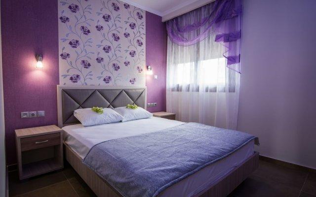 Отель Anthemida Rooms Ситония комната для гостей