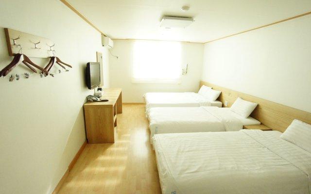 Отель Blessing in Seoul Южная Корея, Сеул - отзывы, цены и фото номеров - забронировать отель Blessing in Seoul онлайн комната для гостей