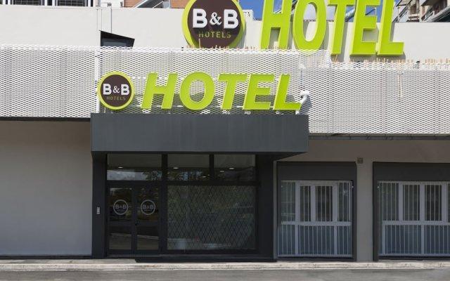 Отель B&B Hotel Roma Pietralata Италия, Рим - отзывы, цены и фото номеров - забронировать отель B&B Hotel Roma Pietralata онлайн вид на фасад