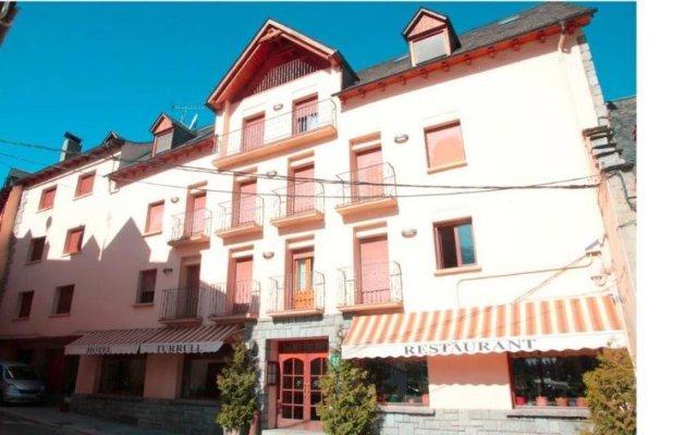 Отель Turrull Испания, Вьельа Э Михаран - отзывы, цены и фото номеров - забронировать отель Turrull онлайн вид на фасад