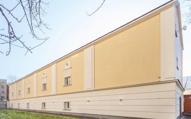 Hotel Democrat on Fontanka 104 вид на фасад