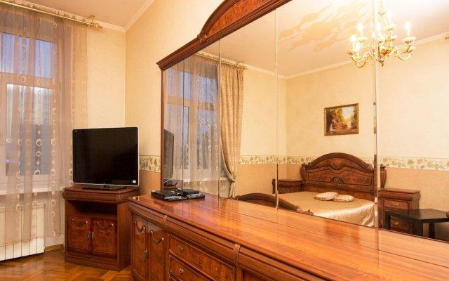 Апартаменты Apart Lux Генерала Ермолова комната для гостей