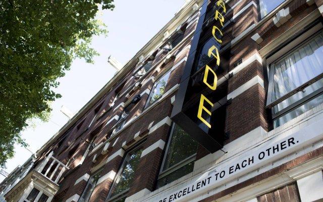 Отель The Arcade Hotel Нидерланды, Амстердам - 2 отзыва об отеле, цены и фото номеров - забронировать отель The Arcade Hotel онлайн вид на фасад