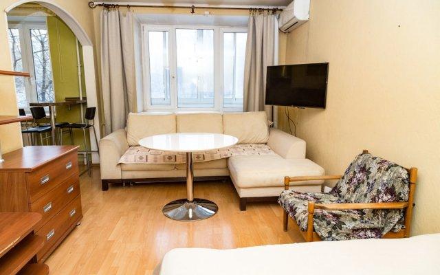 Гостиница Moskva4you Prospect 60 October 3-4 комната для гостей