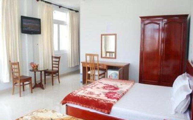 Hoai Anh Hotel Далат комната для гостей