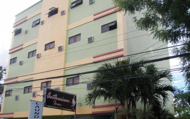 Отель Anthurium Inn Филиппины, Лапу-Лапу - отзывы, цены и фото номеров - забронировать отель Anthurium Inn онлайн вид на фасад