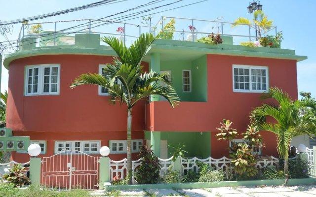 Отель Bule Horizon at Casa Feliz вид на фасад