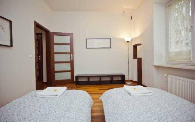 Апартаменты P&O Apartments Wiejska комната для гостей