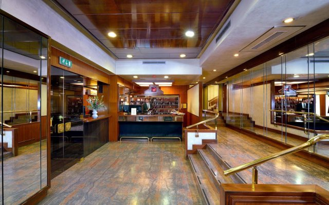 Grand Hotel Elite интерьер отеля