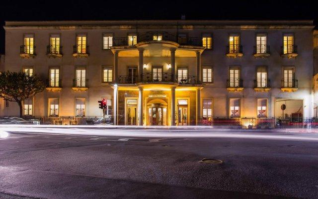 Mariano IV Palace Hotel Ористано вид на фасад