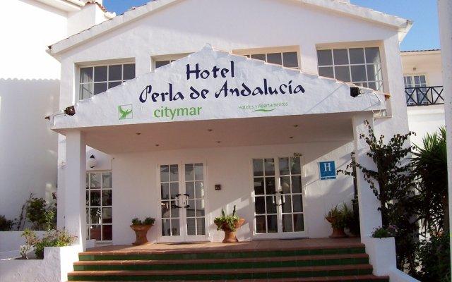 Hotel Citymar Perla De Andalucia вид на фасад