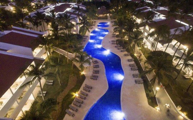 Отель Occidental Punta Cana - All Inclusive Resort вид на фасад