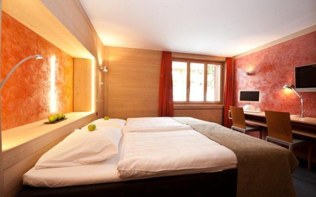 Отель Alpine Lodge Швейцария, Гштад - отзывы, цены и фото номеров - забронировать отель Alpine Lodge онлайн комната для гостей