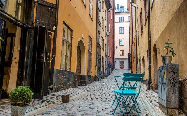 Archipelago Hostel Old Town Стокгольм вид на фасад